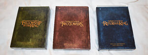 [DVD] THE LORD OF THE RINGS SPECIAL EXTENDED EDITION