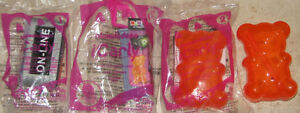 5 x iCarly Toy Figures London Ontario image 1