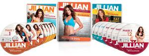 Jillian Michaels Body Revolution DVD Workout Set
