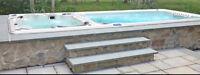 Swim Spa - AquaSport by Hydropool