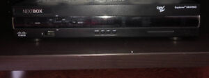 Rogers Nextbox Explorer 8642 HD-WITH REMOTE
