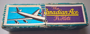 Vintage The Canadian Ace Fr. Hotz  Harmonica & Original Box