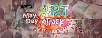 May Day Art Attack: Crafts & Snacks [Apr 30]