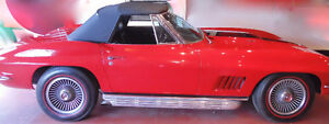 1967 CORVETTE STINGRAY CONVERTIBLE  MINT