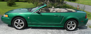1999 Ford Mustang LX Cabriolet 35e anniversaires V6