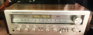 VINTAGE PIONEER SX-650 RECEIVER NEW PRICE