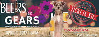 BEERS FOR GEARS - SUPPORT LOCAL ANIMAL RESCUE