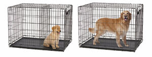 Giant Dog Crate Cage Géant Chien chiens
