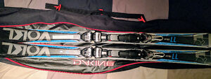 Völkl RTM 77 Alpine Skis w/ Dalbello Boots  - Used Only Once!
