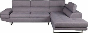 EUC Sectional couch/sofa THE BRICK
