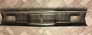 1970-72 Plymouth Duster/Scamp Grille