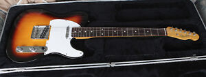 1989 62 REISSUE TELECASTER  MADE IN JAPAN West Island Greater Montréal image 1