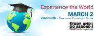 Study and Go Abroad Fair Vancouver