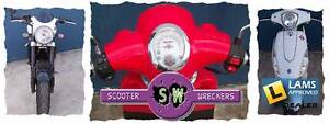 Scooter Wreckers - PARTS for Scooters & LAMS motorcycles Smithfield Parramatta Area Preview