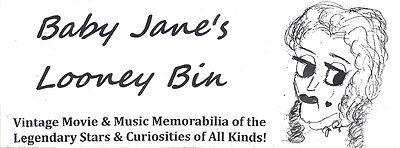 Baby Jane's Looney Bin