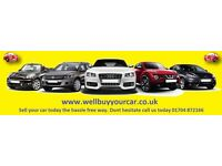 We'll buy your car. co. uk