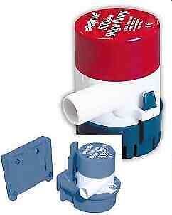 360 Gph Pump - Rule 24TB 360 Gph Transom Mount Livewell Pump 9927