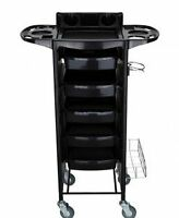 Salon Trolley Storage Cart Hair Dryer Holder-NEW