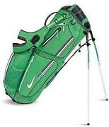 Green Golf Bag