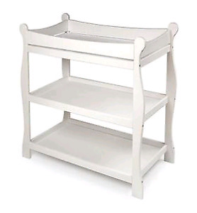 Need a tall white changing table