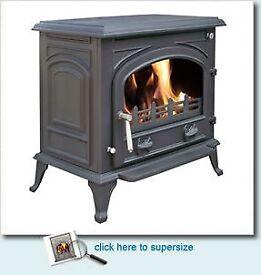 Wood Burning Stove/Woodburner/Multi-Fuel Stove