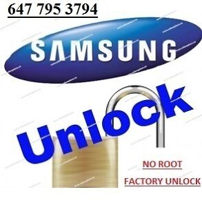 Unlock All Samsung S3,4,5,6,7 Note 2,3,4,5 MANY MORE $4.99
