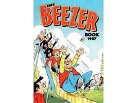 Beezer Annual 1987
