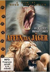 von Lawick, Hugo - Affen als Jäger
