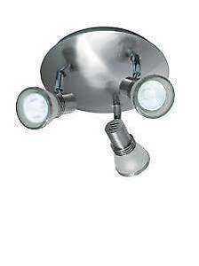 NEW BAZZ Lighting PR 1924 Accent 3 Light Ceiling Spot Light