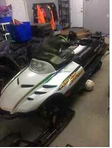 Arctic Cat Powder Special 600 EFI