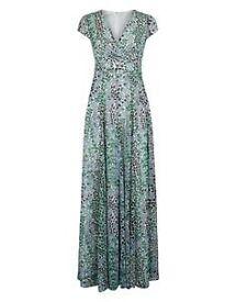 MONSOON - ANNA BEATRIZ MAXI DRESS