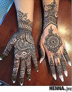 Henna Artist Available Immediately..Bridal and Nonbridal