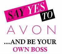 Be Your Own Boss Sell Avon