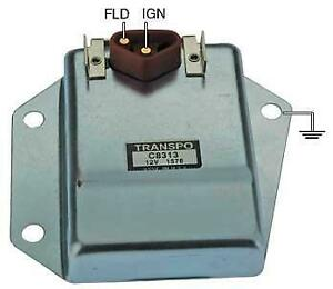 Solid State Regulator  Plymouth 1970-1989 1972334 1972476 1972513 C545