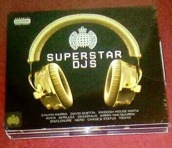 SUPERSTAR DJ, CD ALBUM..