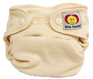 EXCELLENT CONDITION - Little Beetles Wool Diaper Covers