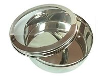 Cake / Cookie Tin - John Lewis - Nelaam stainless steel