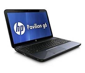 HP pavilion g6 dark blue i5 4GB