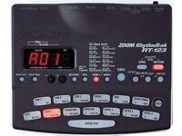 ZOOM RT123 CLASSIC DIGITAL DRUM MACHINE