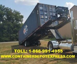 Used Steel Storage Containers / Steel Shipping Containers Peterborough Peterborough Area image 10