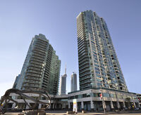 Yonge Street & Queens Quay 0 900sqft One Bedroom + Den