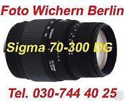 Sigma Objektiv Canon EOS