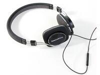 Bowers & Wilkins P3 headphones as new
