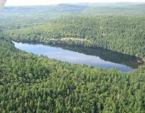 15 % de rabais sur tous les terrains Bord de l'eau, Lac Jackson