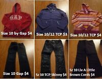 Girls Size 10/12 Clothing (36 pieces - some New)