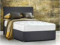 SAVE MONEY WHEN BUYING OUR DIVAN BEDS! 50% OFF EVERYHTING! FREE DELIVERY🚚 £60 · In stock
