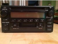 Toyota Highlander OEM Car Stereo Unit