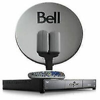 NEW Bell dish that will hook up 4 Receivers