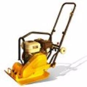 BRAND NEW 5.5HP 4STROKE GAS POWERED COMPACTOR