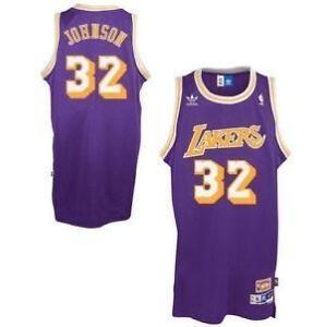 differently 8f63c c20a8 32 magic johnson jersey ebay